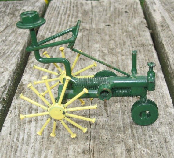 John Deere Fastener : John deere wanna be nails nut and bolt figure on tractor
