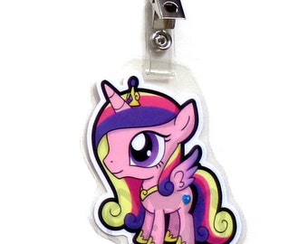 Princess Cadence Chibi Badge