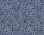 Maverick Collection Cotton Airplane Print Fabric by Riley Blake 1 yard cut