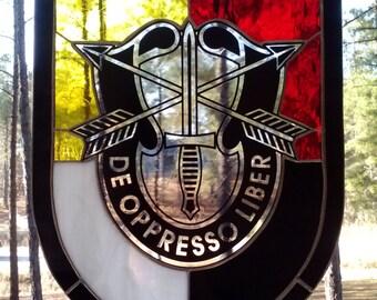 3d GROUP SPECIAL FORCES crest