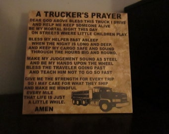 The Trucker's Prayer | No Depression