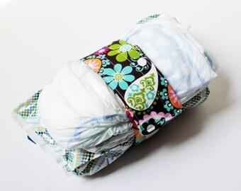 Cosmo Diaper Strap - Cosmo Paisley