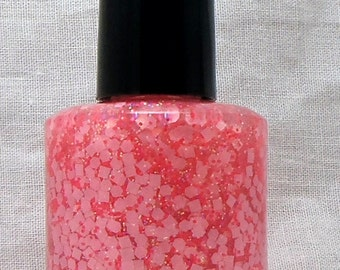 Bubble Gum Blast: Scented or Unscented Custom Blended Nail Polish