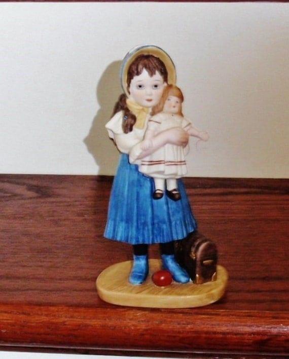 Jan Hagara Figurines: JAN HAGARA LISA With Jumeau Doll B & J Art Designs