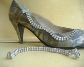 Rhinestone Shoe Bar/Clip Jewelry Unique Versatile Style