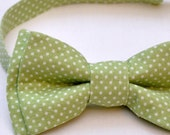 Easter Green Baby,  Boys, Childrens Bow Tie - ladiesandgen