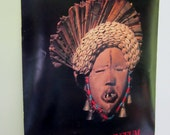 Vintage Poster Tribal Praise Poems Seattle Art Museum The Katherine White Collection