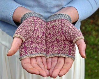Leighton House Handwarmers Kit - Rose and Water
