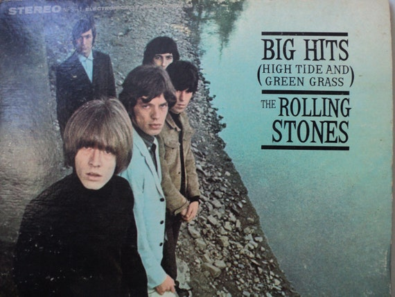 The Rolling Stones Big Hits High Tide And By Bottomsuprecords