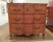 JOHN WIDDICOMB Beautiful Vintage Bachelor's Chest / Dresser