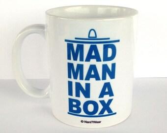 Mug 11th Doctor: Mad Man in a Box 11oz