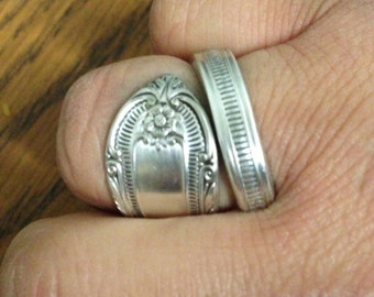 My spoon ring