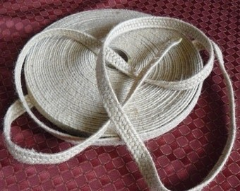 Straw Braid For Belts or Crafts
