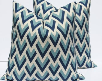 Decorative Throw Pillows 20 x 20 Pillow Covers   throw pillow covers  printed fabric on front and back Throw Pillow Covers