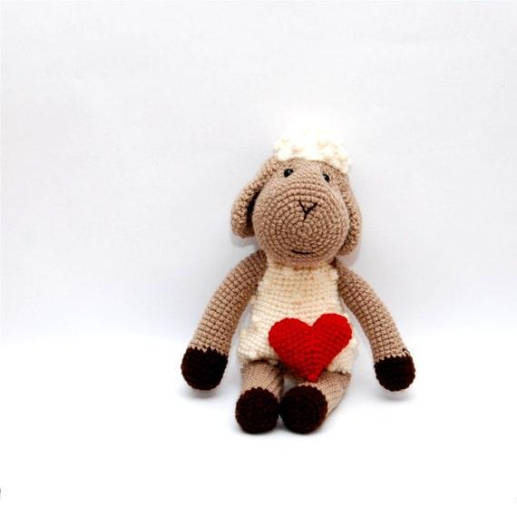 Amigurumi Sheep Doll : Unavailable Listing on Etsy