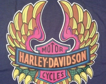 Harley Davidson Wings by Rat's Hole