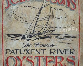 J.C.Lore Oyster Print