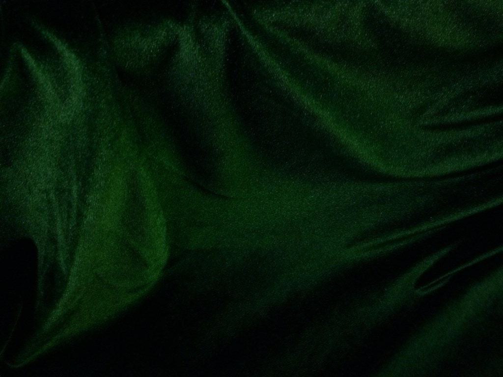 Stretch Velvet Hunter Green 60 Inch Fabric By The Yard