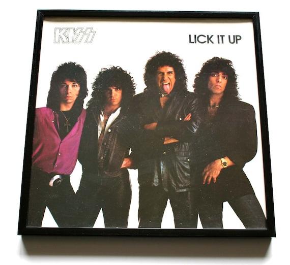 Kiss album lick it up