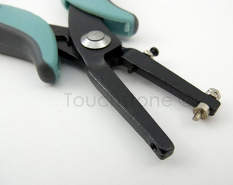 Beadsmith 1.5mm Metal Hole Punch Pliers Tool