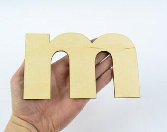 XXL Lowercase Alphabet Letters ARIAL / Wall Hanging / Nursery Decor / Alphabet Wall