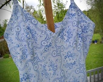 summerdress cotton shoulderstraps