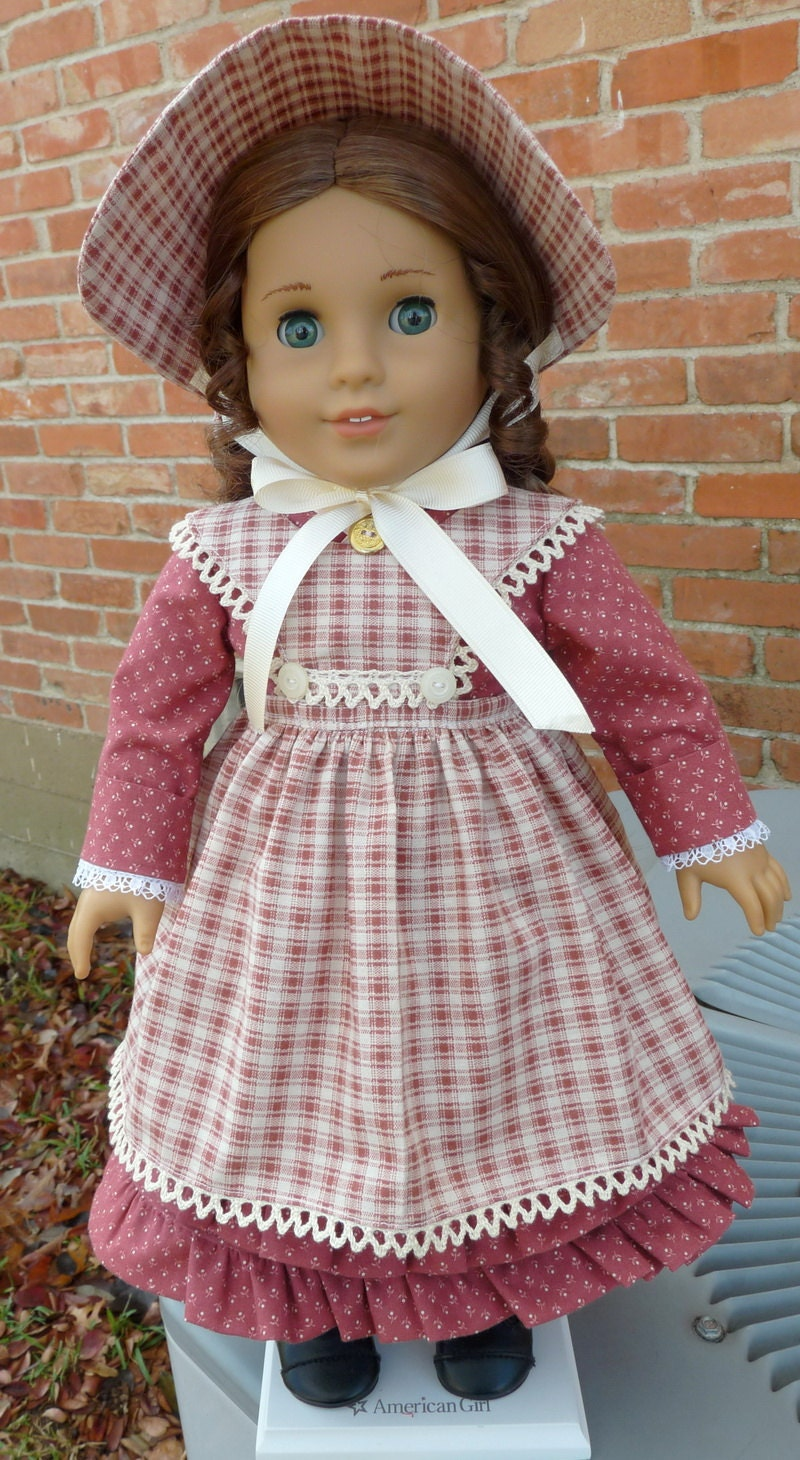 Doll Clothes Patterns By Valspierssews Review Of American: RESERVED LISTING18 Doll Clothes Little House On The