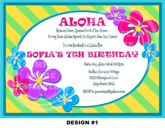 Pool Party Invitations Free Templates with beautiful invitation example