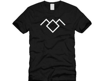 SCI FI Tshirt owl t shirt cool tshirt black lodge t shirt laura palmer mens tshirt  tee (also available on crewneck sweatshirts and hoodies)