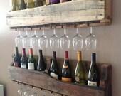 Mucho Vino set of 2 wine racks