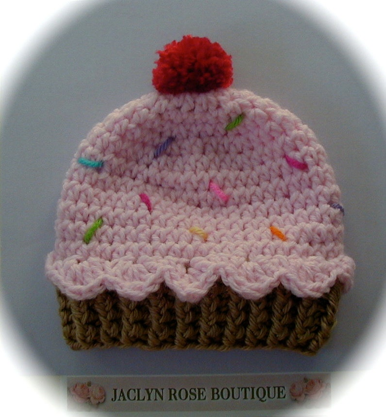 How To Knit A Baby Cupcake Hat Zoom Hat Wholesale