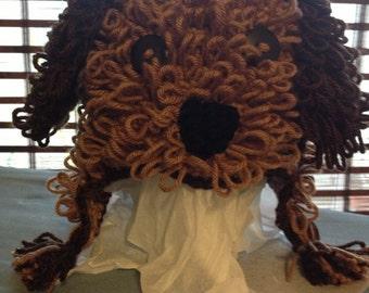 Shaggy Puppy Hat