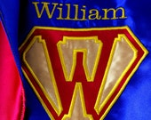 Two-Pack Deluxe Reversible Personalized Superhero Capes