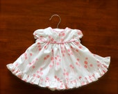 Berries in Rose Baby Girl Dress (0-3 Month)
