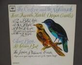 The Cuckoo and the Nightingale - 4 Favorite Handel Organ Concertos - Rare Columbia Records Radio Copy 1963 - Vintage Vinyl Classical Record