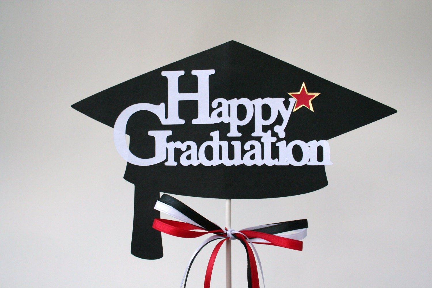 2015 Happy Graduation Large Graduation by ThePaperLot on Etsy