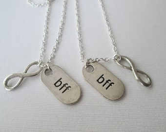 2 Infinity, BFF Necklaces