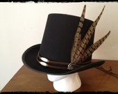 Custom Made to Order Top Hat