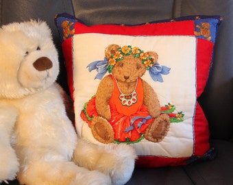 Cushion - Teddies Bear
