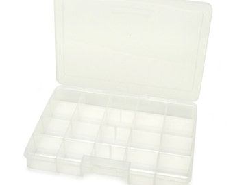 Deluxe Bead Organizer 20 Compartments
