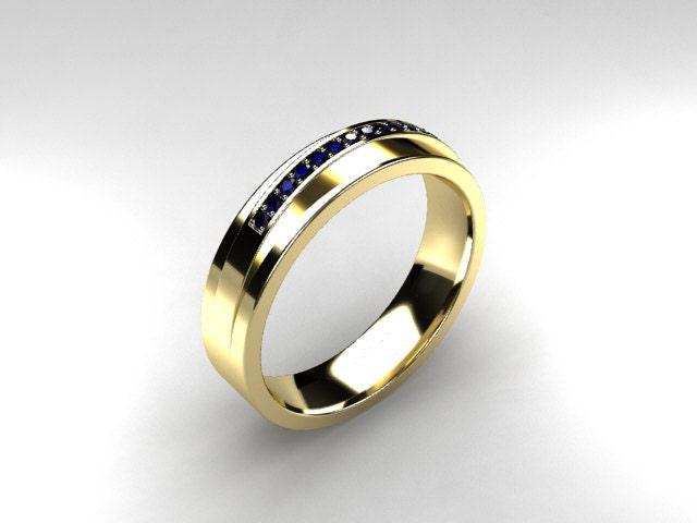 Blue Sapphire Ring For Men Price Blue sapphire r...