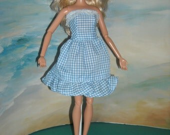 Barbie Blue Dresses & Accessories Choice of 4 Styles