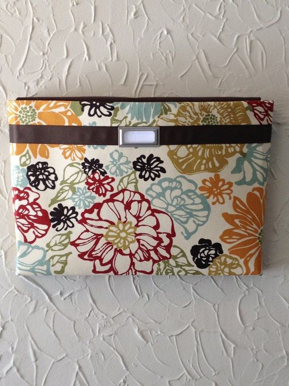 Items Similar To Fabric Wall Pockets With One Pocket