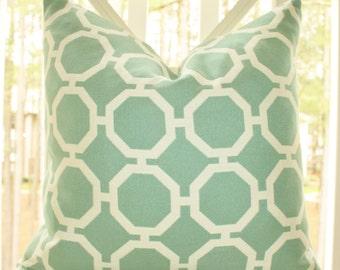 Popular Items For Aqua Pillows On Etsy