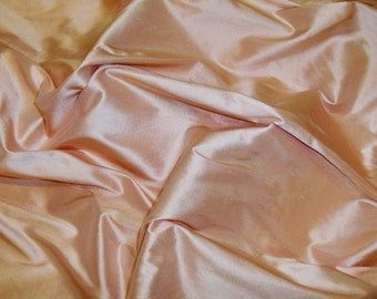 KOPLAVITCH BLUSH PINK Premium Silk Dupioni Fabric 10 Yards