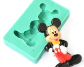 articles similaires disney silicone moule mickey mouse 3 d pour moule de sugarcraft cake. Black Bedroom Furniture Sets. Home Design Ideas