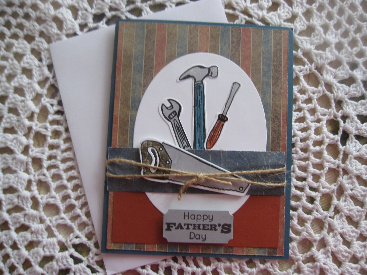 handmade greeting card father's daybirthday you pick