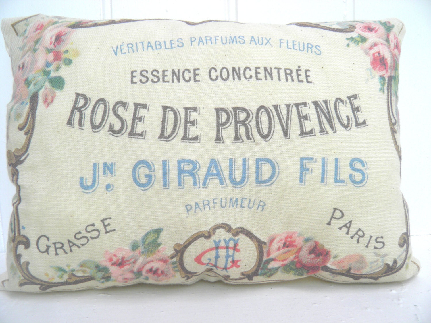 Mothers Day French Shabby Chic Paris Vintage by TheSewingCroft