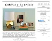 Premade Premium Blog Design: Style For Miles