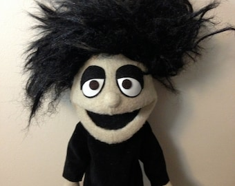 EMO rock icon puppet